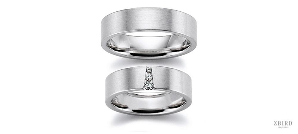 Обручальное кольцо классика