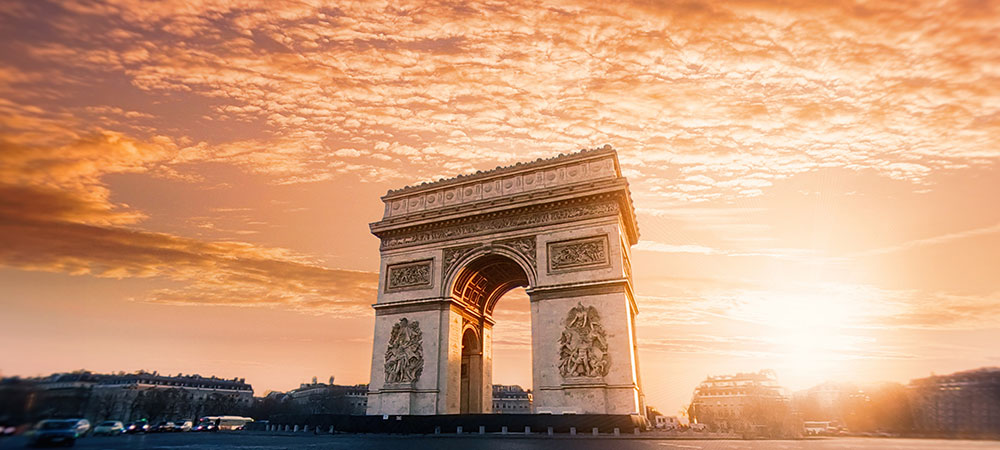 Свадьба Париж