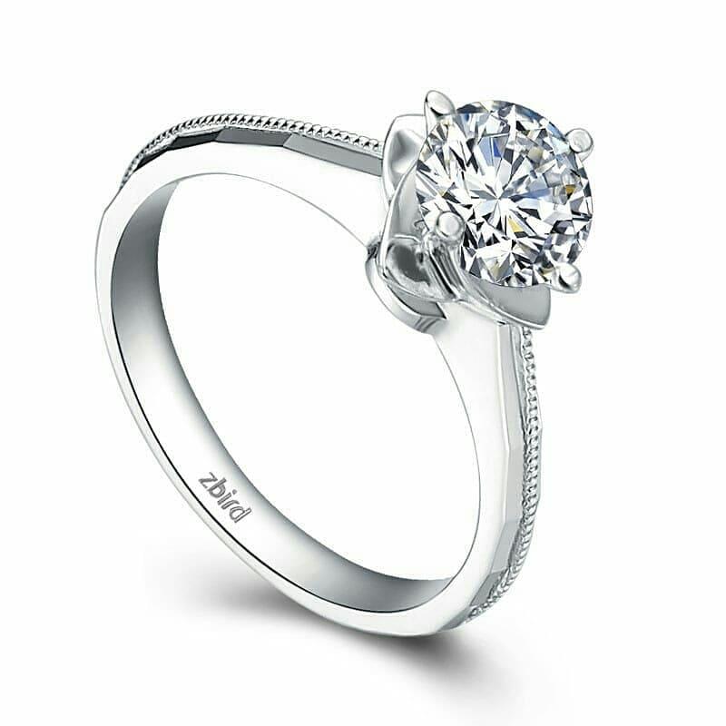 Выбираем кольца для помолвки