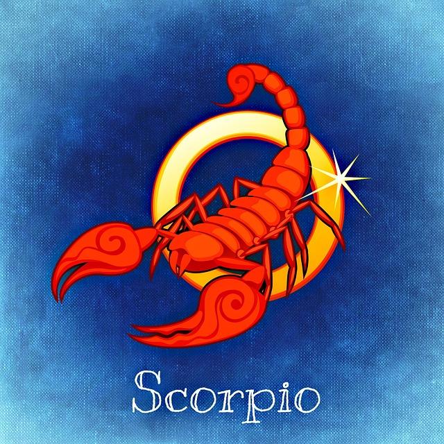 Платиновый гороскоп для Скорпионов