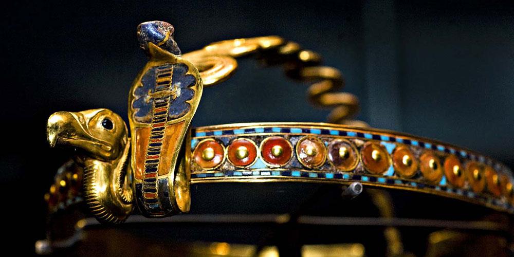 Ювелирные украшения древнего Египта
