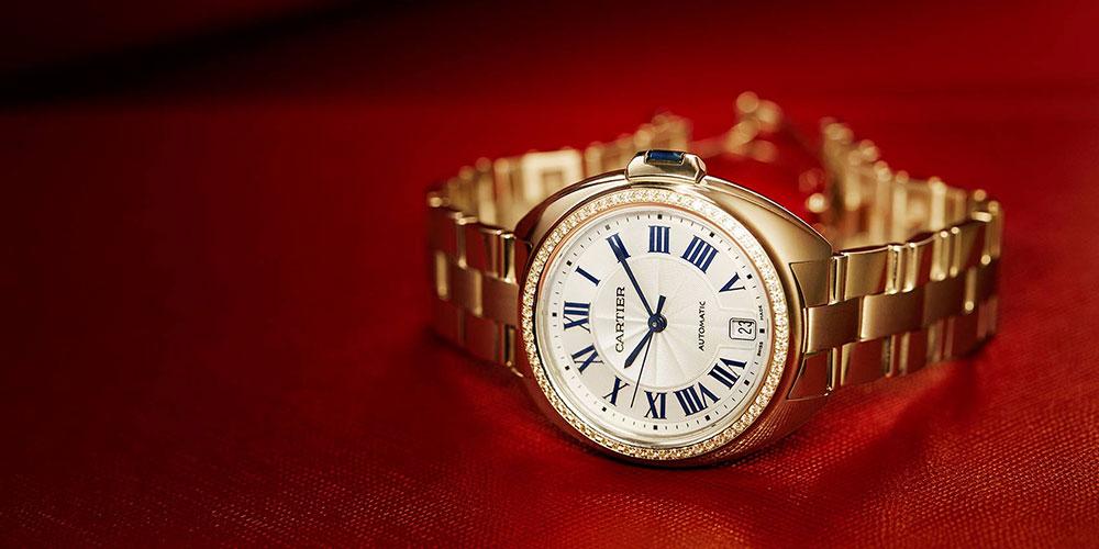 Модель часов Santos Cartier
