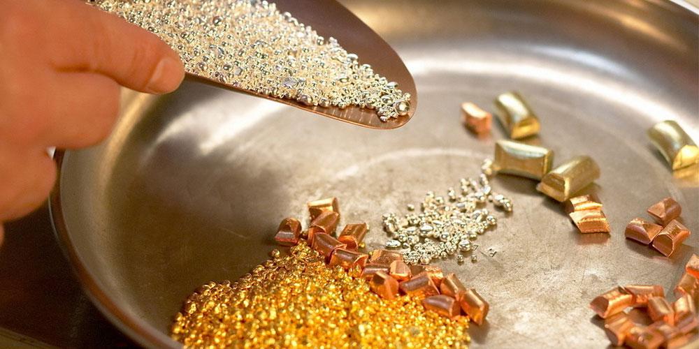 Золото і народні методи визначення якості