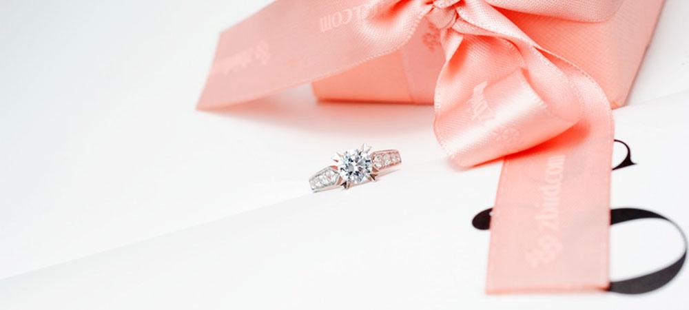 Как определить размер кольца для невесты