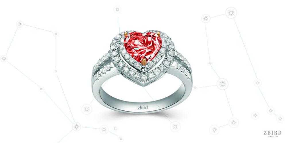 Кольцо с камнем талисманом