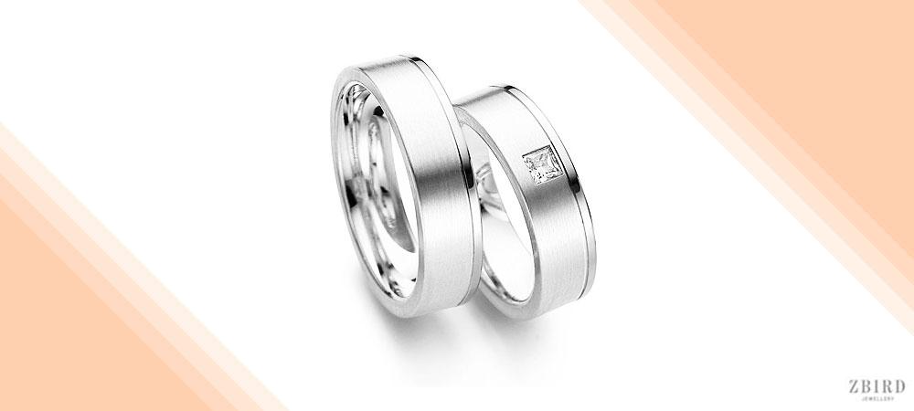 Какими бывают обручальные кольца Американки