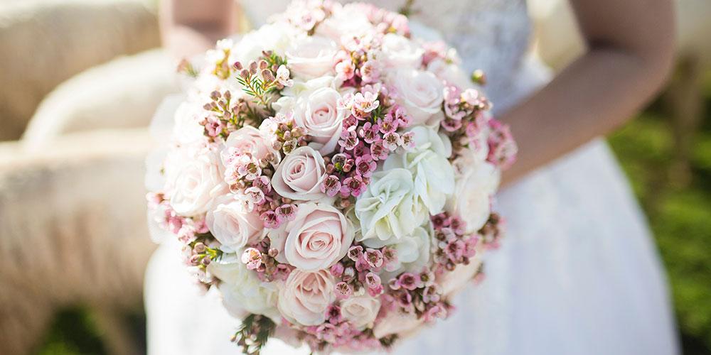 Подготовка к свадьбе: букет