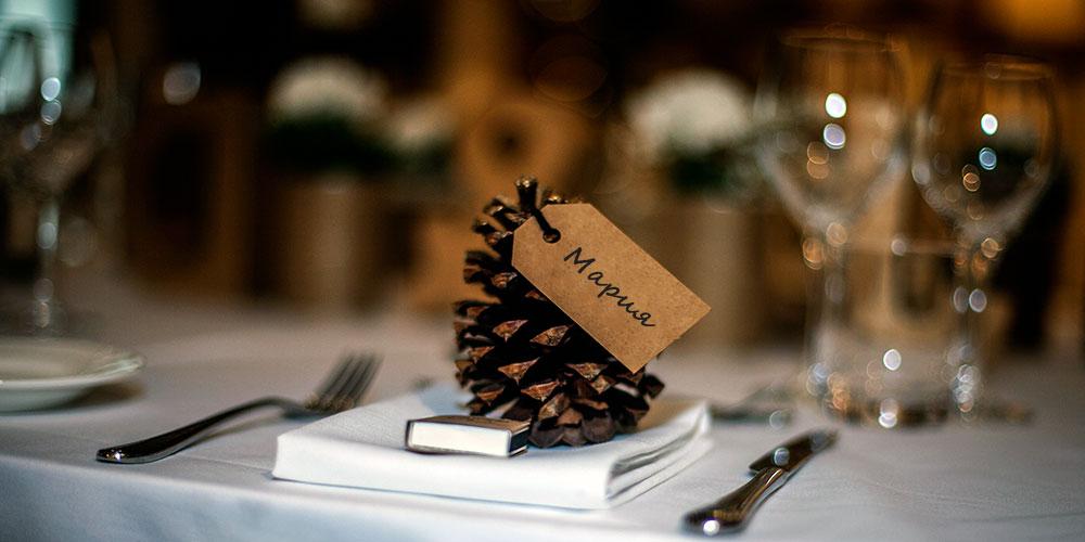 Подготовка к свадьбе: гости