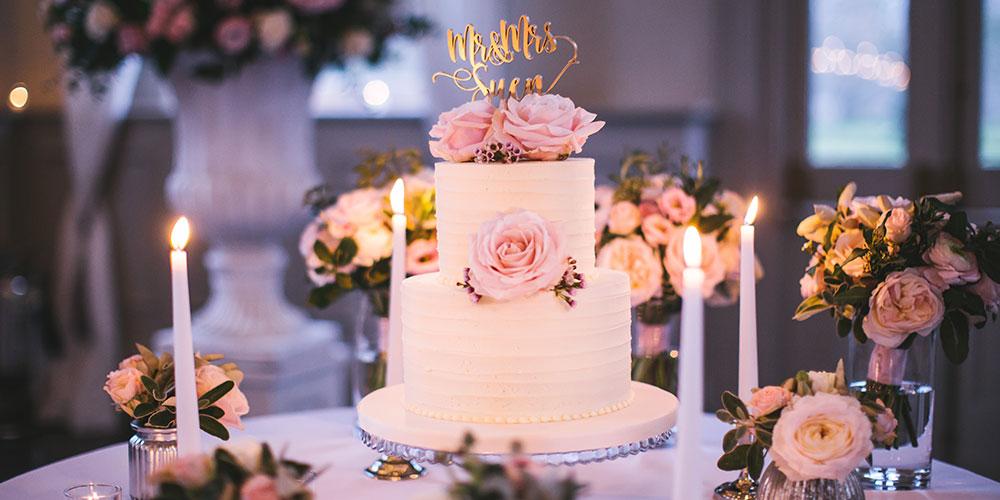 Подготовка невесты к свадьбе: свадебный торт