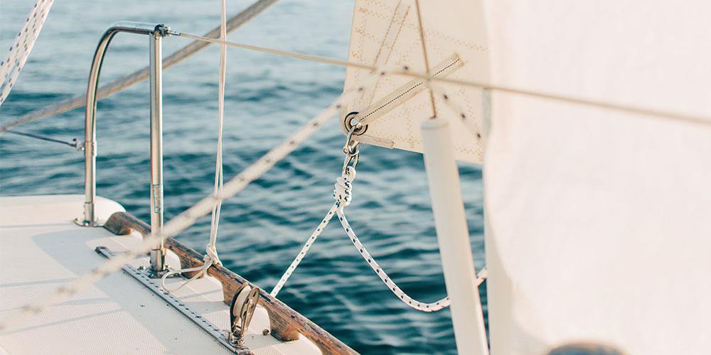 Сделать предложение девушке на яхте