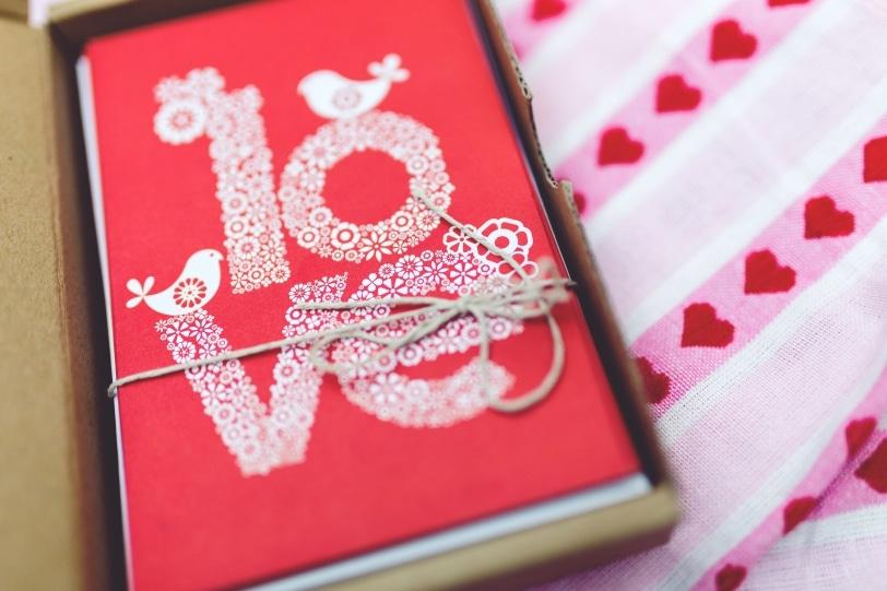 Что подарить на день Святого Валентина если мало денег
