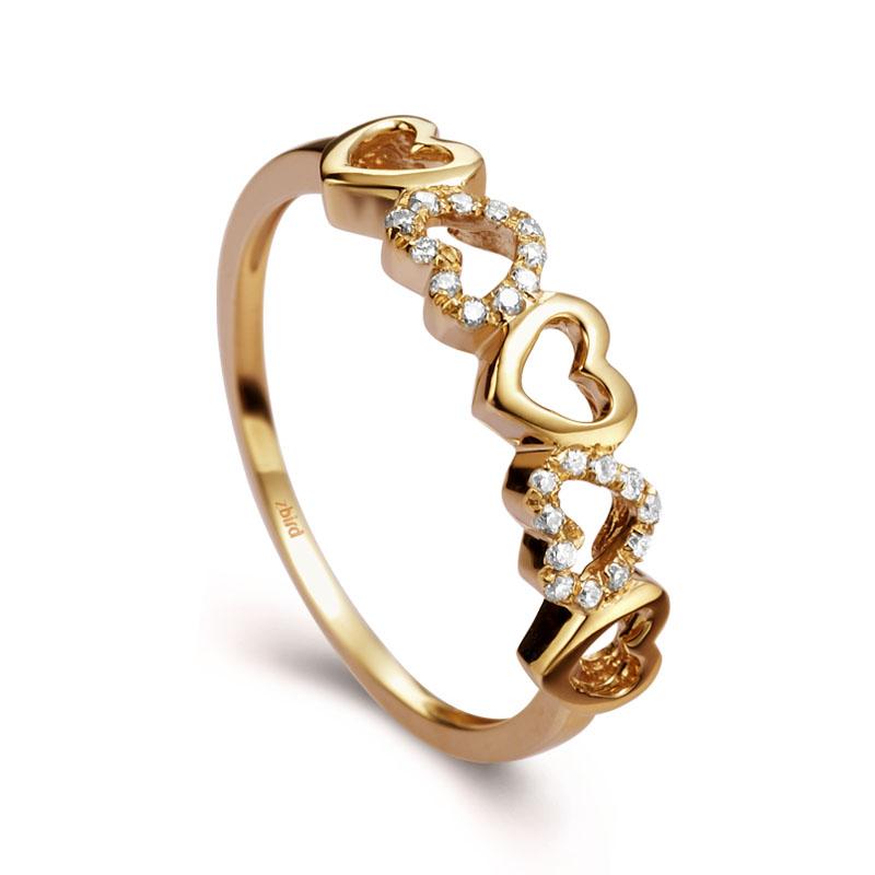 Купить Кольцо с бриллиантами RRDL99 по привлекательной цене. Выполняем доставку по всей Украине. +38 (044) 233 16 24