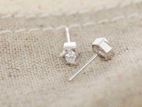 Серьги ''PRINCESS  Earrings'' EK188/0,22/В