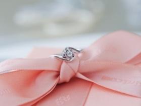 Помолвочное кольцо ERDH47 5. Thumbnail 1. Помолвочное кольцо.