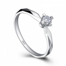 3288e3fa263f Кольцо с бриллиантом в Киеве, купить золотое кольцо с бриллиантом. Цена,  заказать - Zbird.