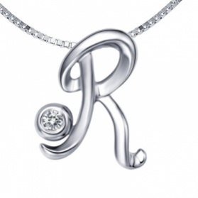 4200447a7a4a Подвеска (кулон) с бриллиантом ❤️купить подвески (кулоны) с ...